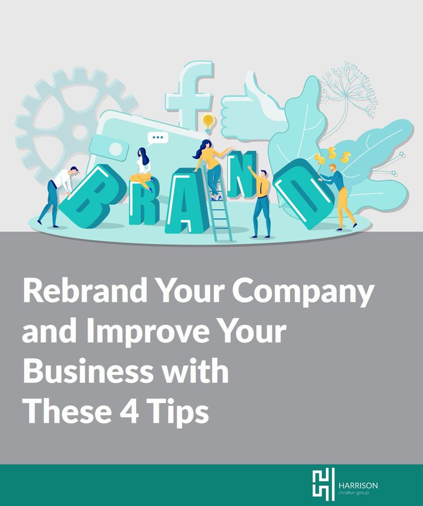 Rebrand your company