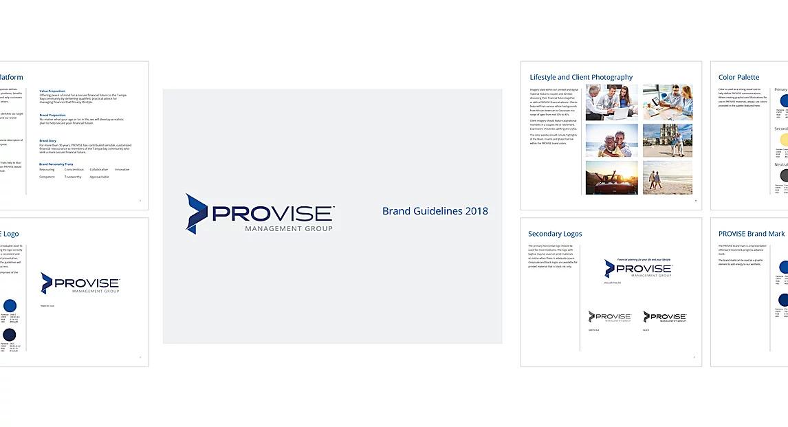 Portfolio-Provise-Rebranding