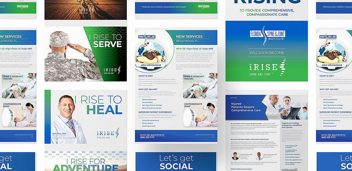iRISE-Rebranding