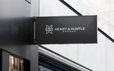 How I rebranded my company